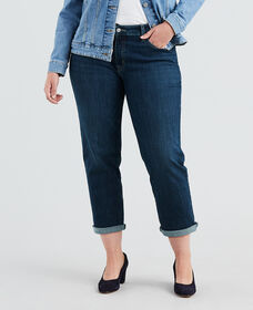 Boyfriend Jeans (Plus Size)