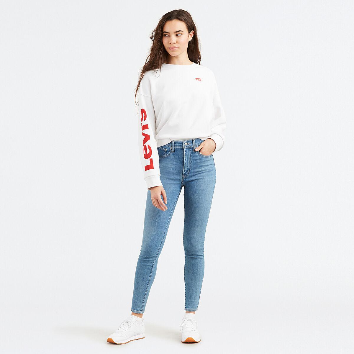 Levi's Skinny Jeans Mile High Super Skinny