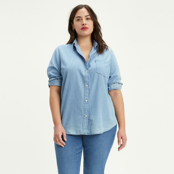 Ultimate Boyfriend Shirt (Plus Size)