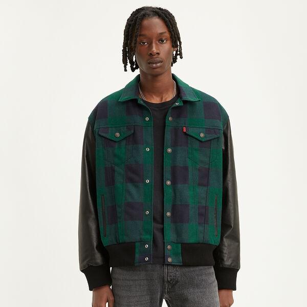 Levi's® x Justin Timberlake Varsity Trucker Jacket