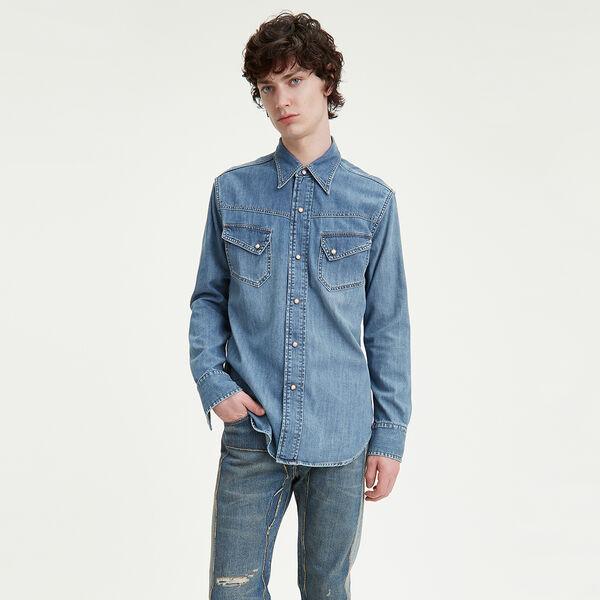 Levi's® Vintage Clothing 1950's Western Denim Shirt