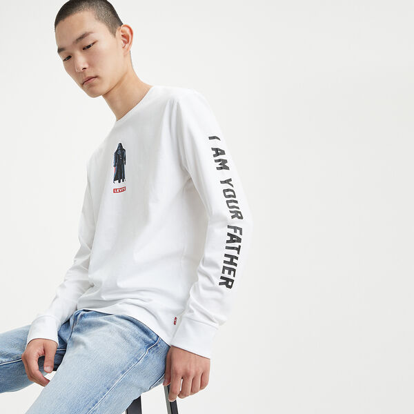 Star Wars™ x Levi's® Long Sleeve Graphic Tee