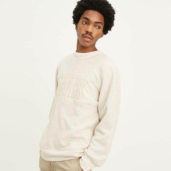 Polar Fleece Pop-Over