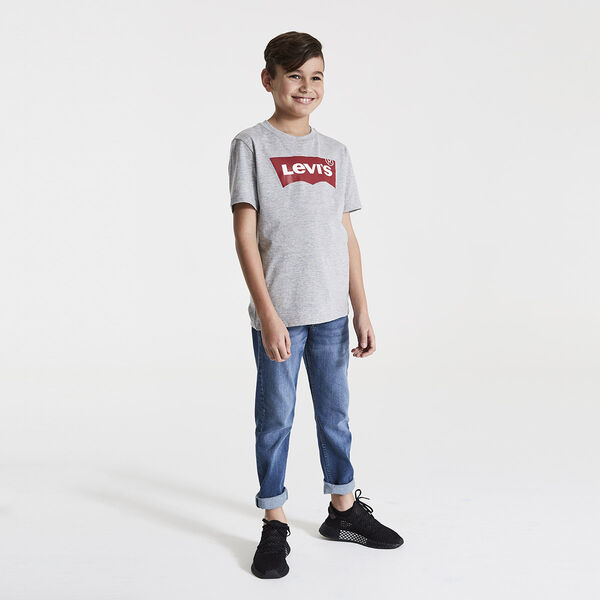 Big Boys (S-XL) Batwing Graphic Tee