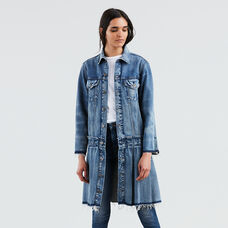 Levi's® Made&Crafted® Pleated Trucker Jacket