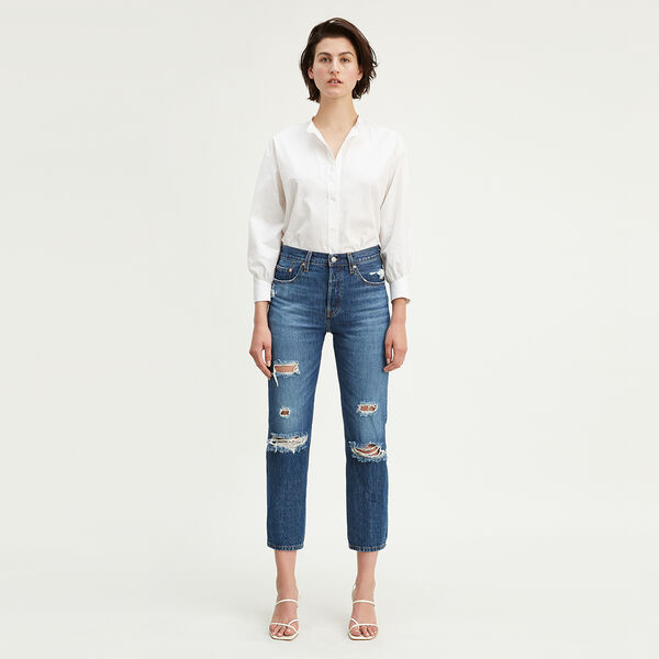 501® Original Cropped Jeans