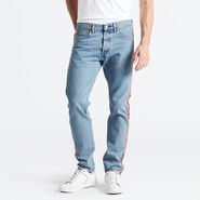 501® Taper Fit Stripe Jeans