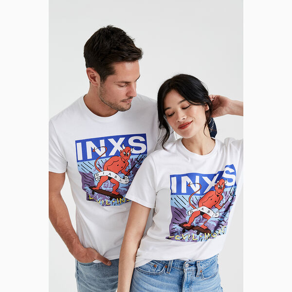 Levi's® x Support Act Tee INXS