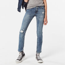 Girls (7-16) 711 Skinny Fit Jeans