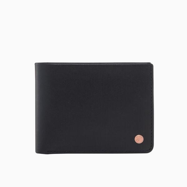 Rivet Inlay Wallet