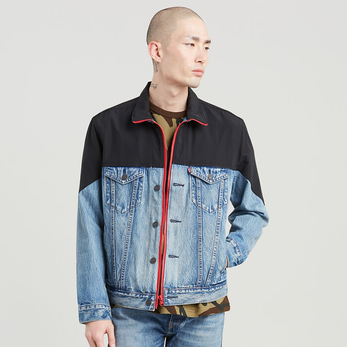 Unbasic Trucker Jacket