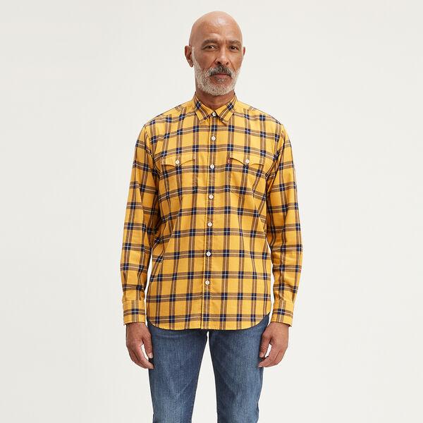 Modern Barstow Western Shirt