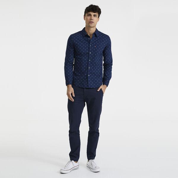 Slim Classic One Pocket Shirt