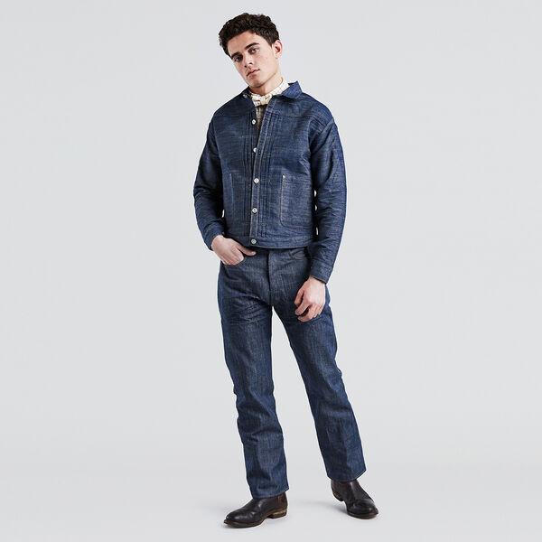 Levi's® Vintage Clothing 1880 Triple Pleat Blouse Jacket