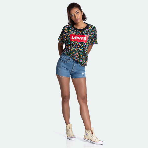 501® High Rise Shorts