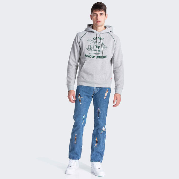 Levi's® x Stranger Things Camp Know Where Hoodie