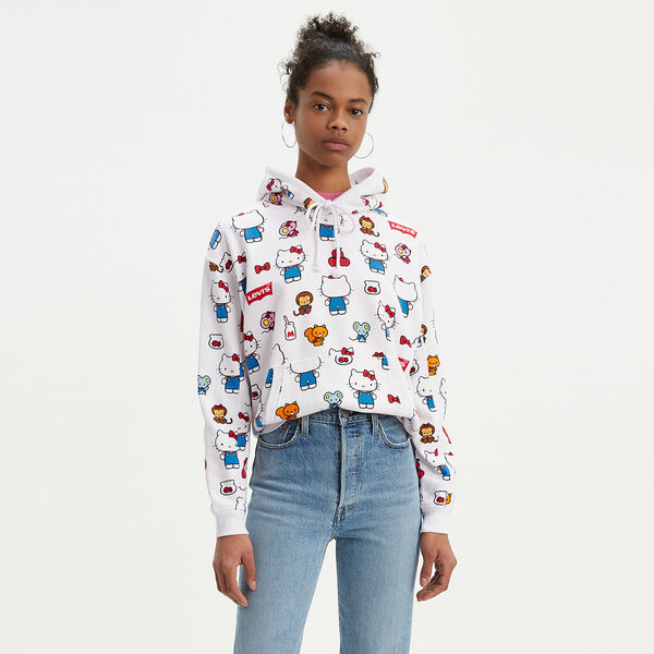 Levi's® x Hello Kitty® Unbasic Hoodie