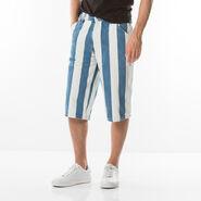 Silver Tab Shorts