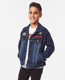 Boys 8-20 Trucker Jacket