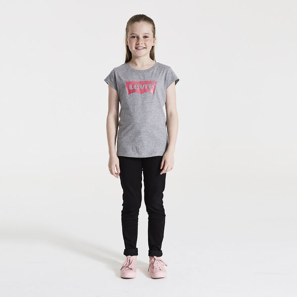 Big Girls (S-XL) Batwing Graphic Tee