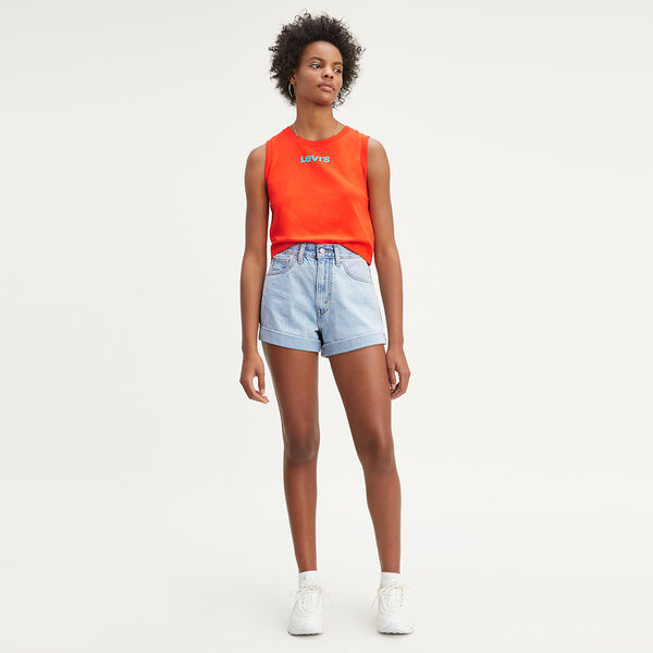Mom A-Line Shorts