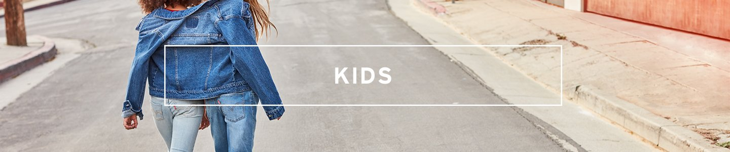 Levi's® Australia Kids Clothing - Classics With The Latest Trends